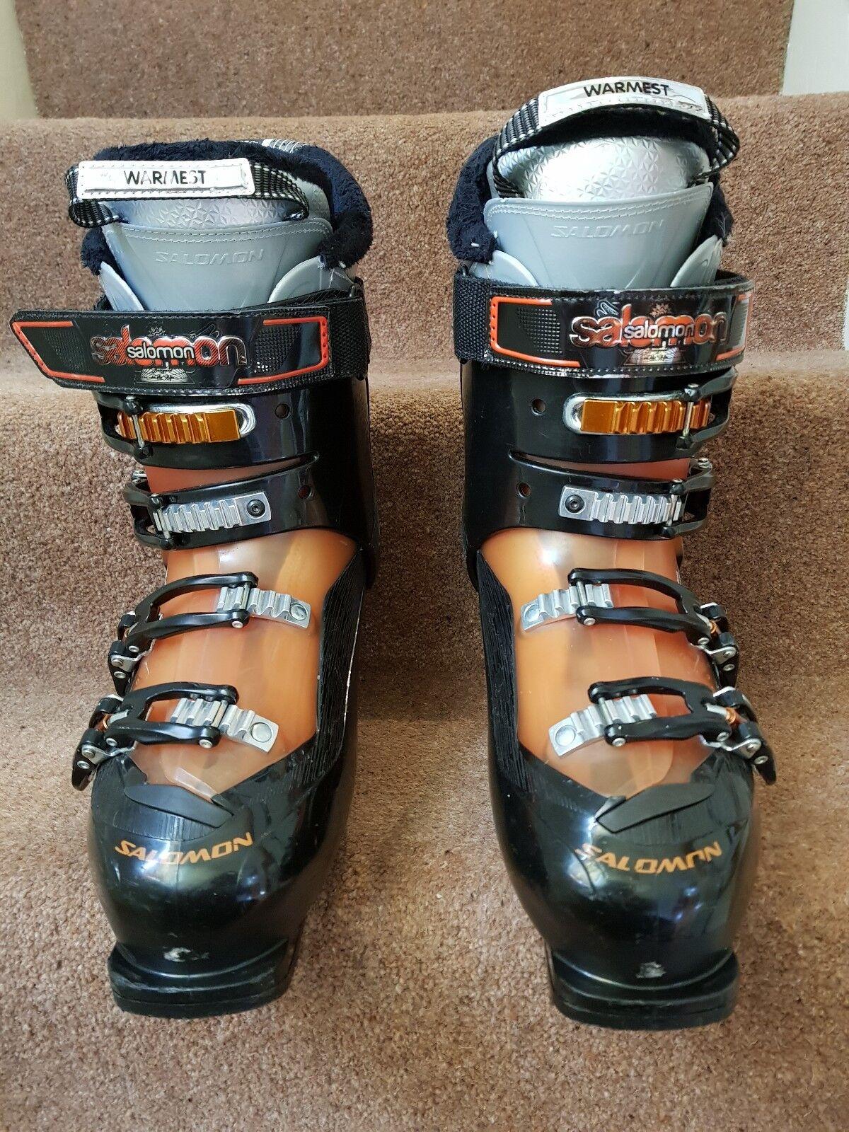 Salomon 27 Mission Cruise Ski Stiefel Größe 27 Salomon 0578df