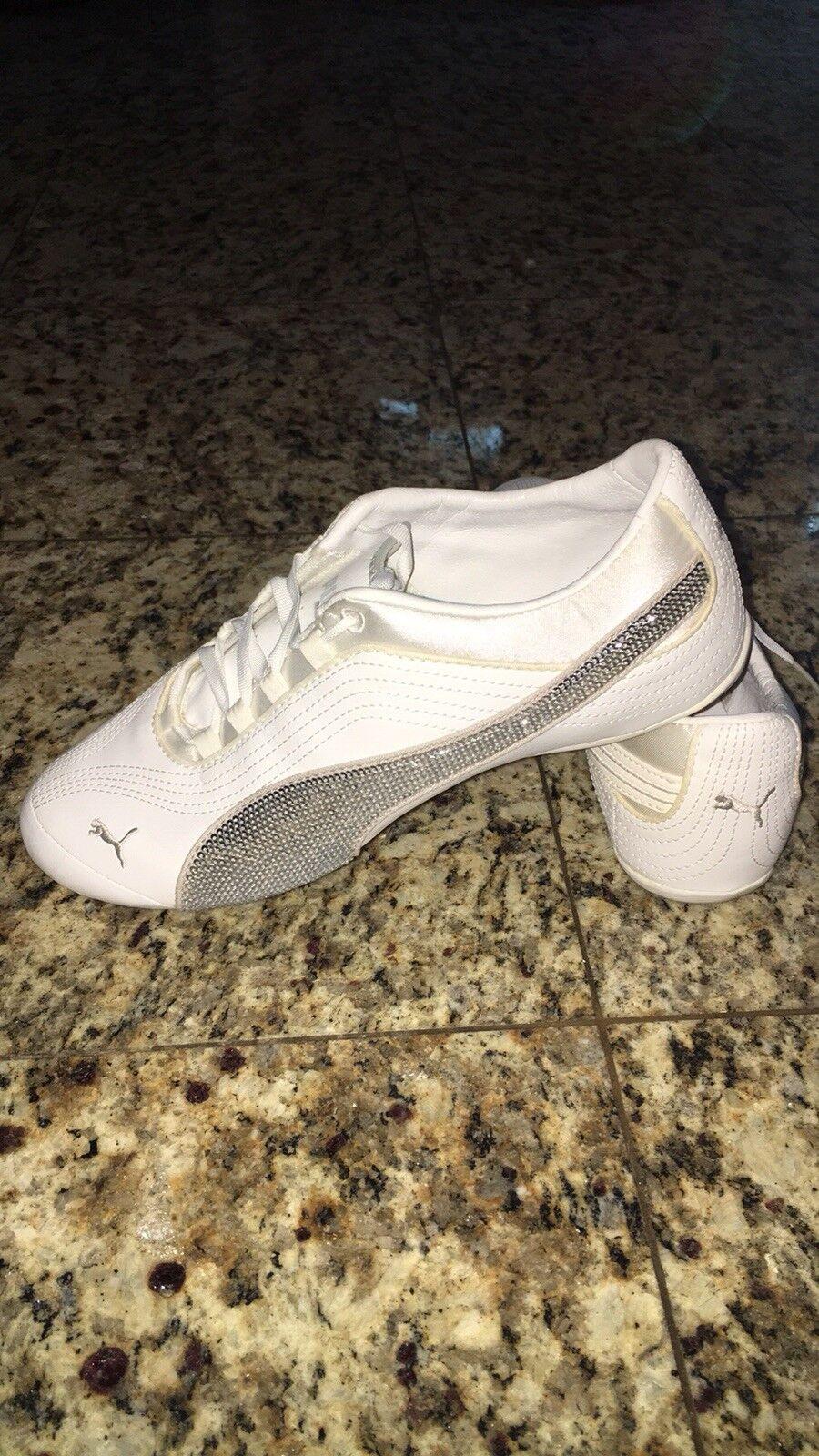 Puma eco ortholite sequins sneakers