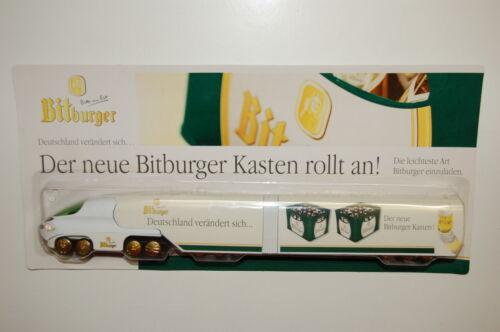 Werbetruck - Colani Truck Bitburger - 1:87 - Spur H0 - 5