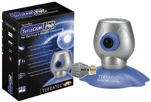 TERRATEC Webcam TerraCAM USB Driver UPDATE