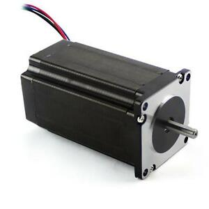 Dual Shaft Nema 23 Stepper Motor 3.5A 381oz/in CNC Automation Router