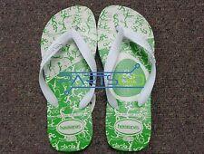 Havaianas Rio 2016 Limited Edition Flip Flops Size USA 3/4Y New! Original! *USA*