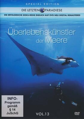 Aufrichtig Die Letzten Paradiese Überlebenskünstler Der Meere (natur-doku / Tier-doku) Neu