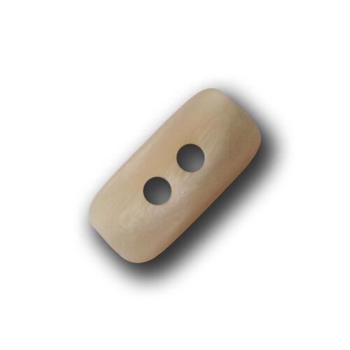 5 favorable mat beige chiné plastique Boutons Boutons//catégorie B 2518bm-35mm