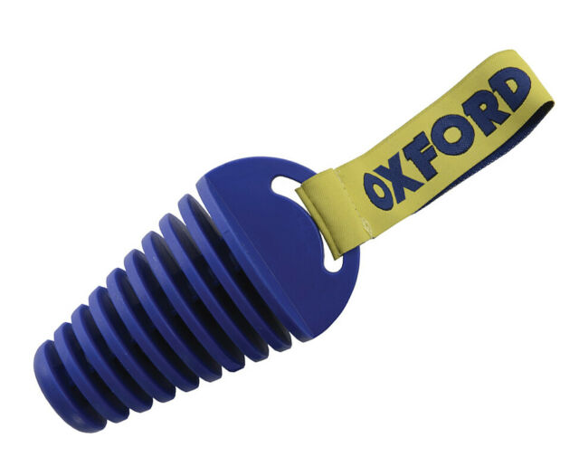 OX186 Oxford Workshop Motorcycle Exhaust Bung 4