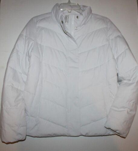 avorio calda Gap Poly soffietto Giacca femminile più Nwt W colore di Fill a wq6H8T