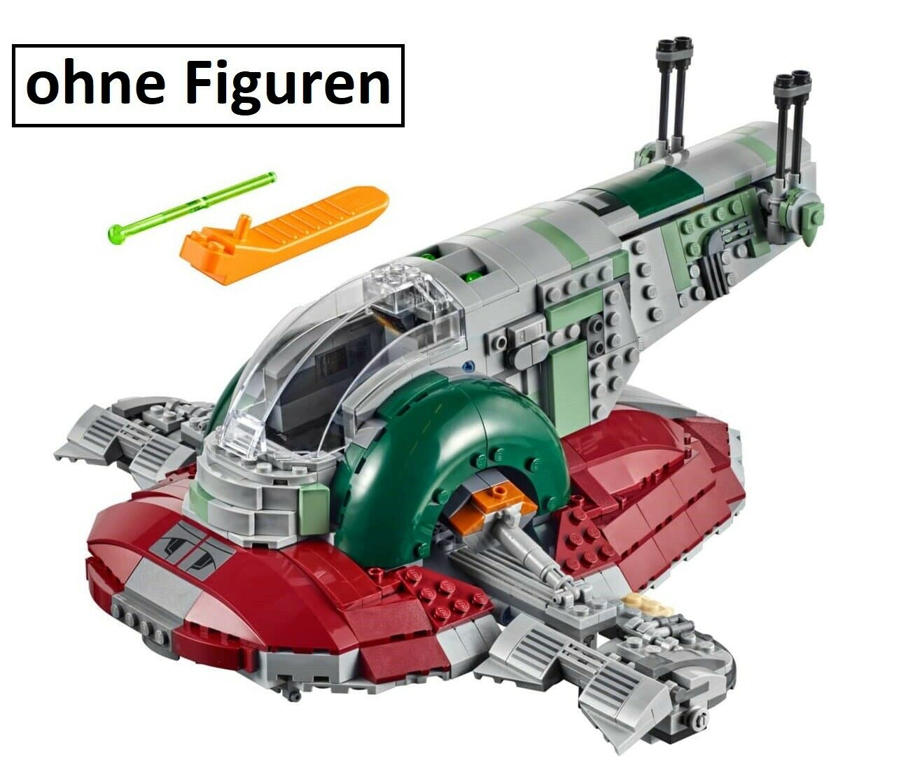 LEGO® Star Wars™ aus 75243 Slave 1™ 20th Anniversary brandneu ohne Figuren