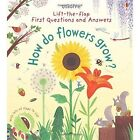 Lift-The-Flap First Questions and Answers How Do Flowers Grow? by Katie Daynes (Board book, 2015)