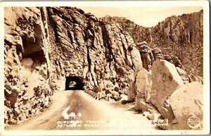 Historic U. S. Highway 70 Through Arizona on Vintage