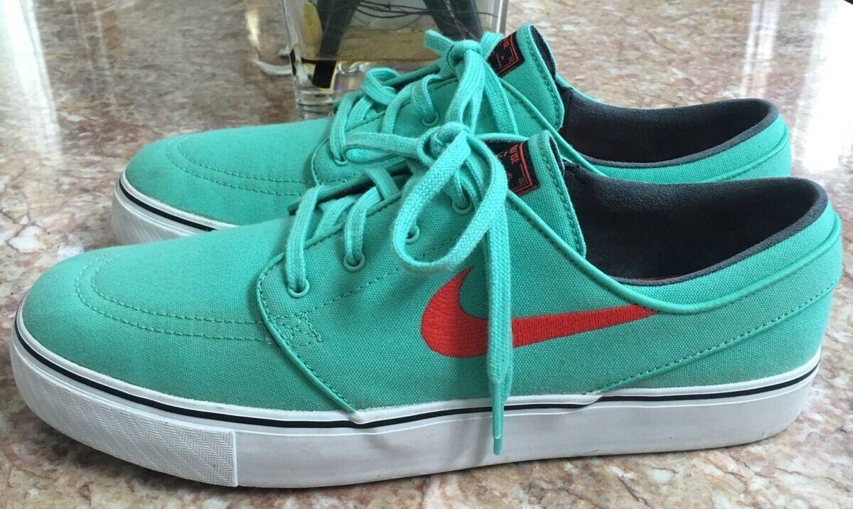 Nike Zoom Stefan Janoski Low shoes SB mens lifestyle casual shoes Low SZ10 EUC 08e871