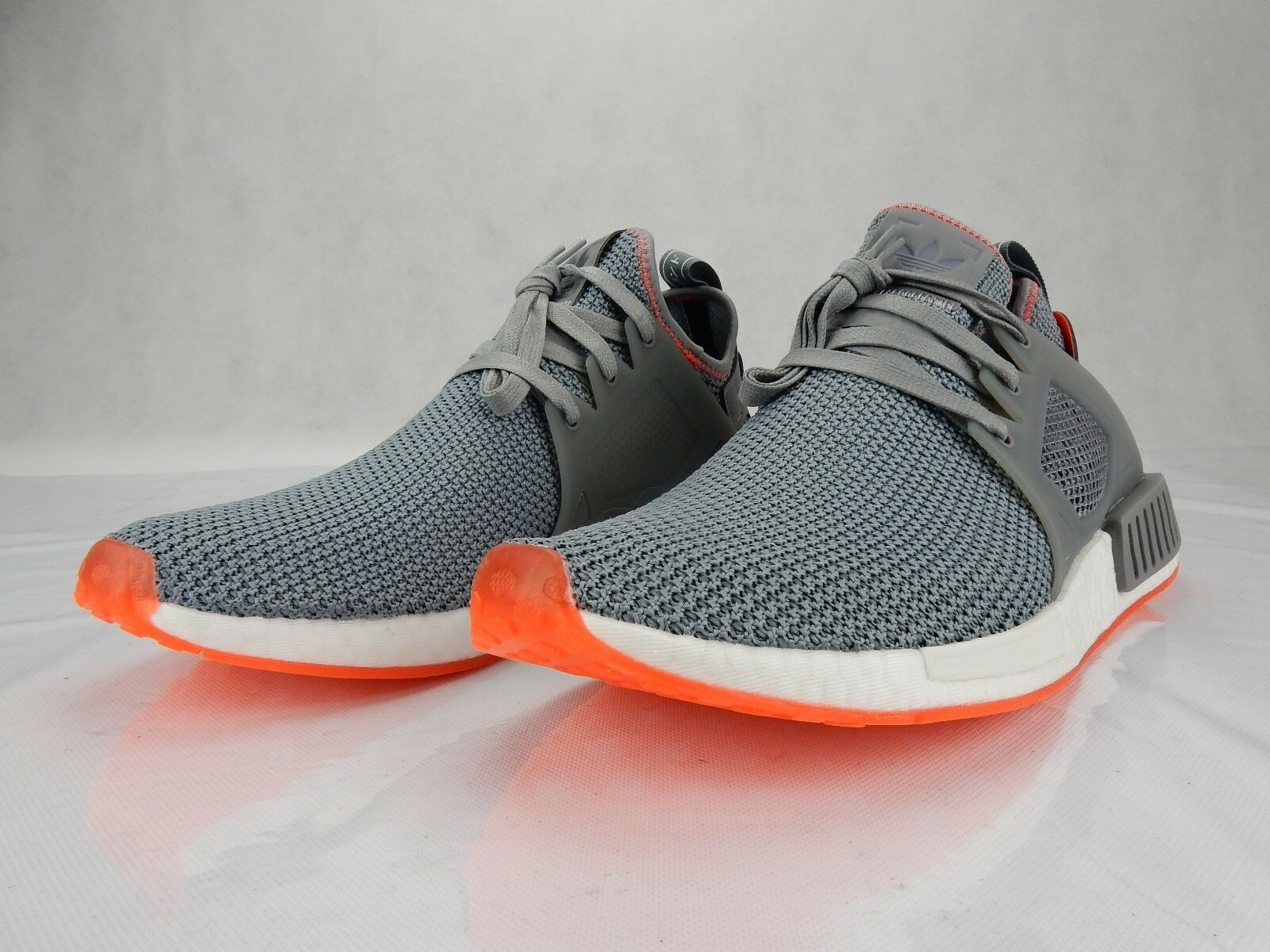new product 911db 98ba1 Red Solar Three Grey XR1 NMD BY9925 Adidas Sneakers New 10.5 ...