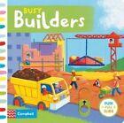 Busy Builders by Pan Macmillan (Board book, 2014)