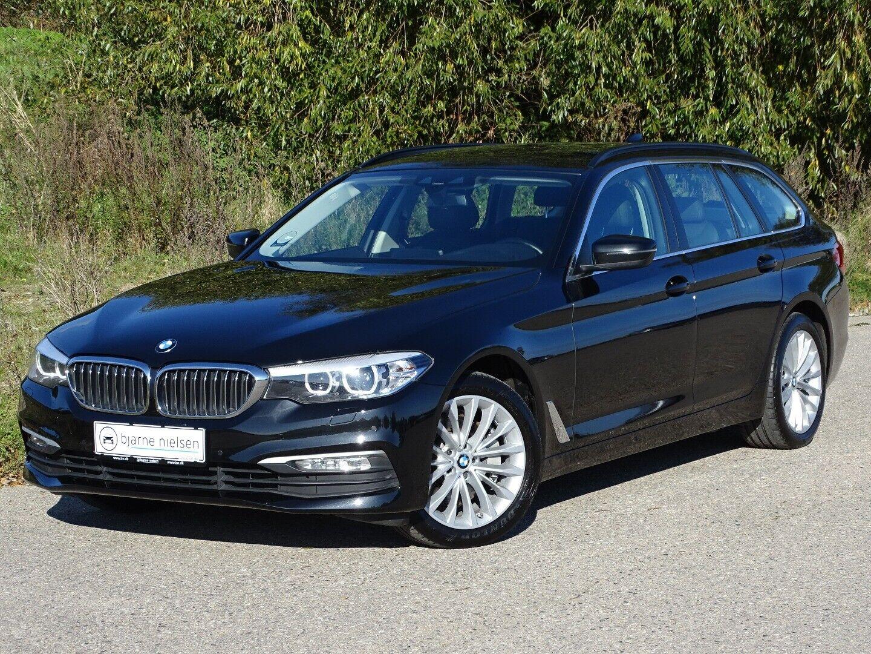 BMW 530d Billede 3