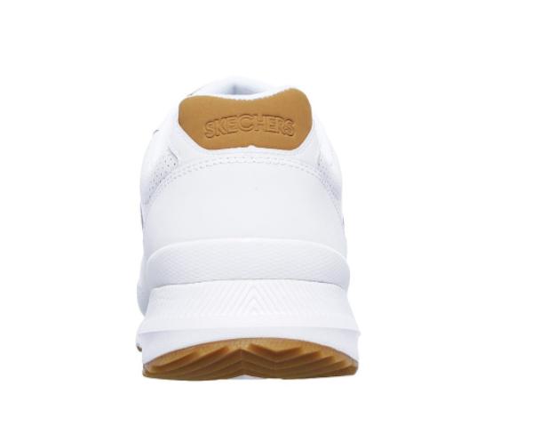 SKECHERS 52352/WHT Weiß OG 90 COZINE Mn's (M) Weiß 52352/WHT Synthetic/Leder Lifestyle Schuhes baa9e7