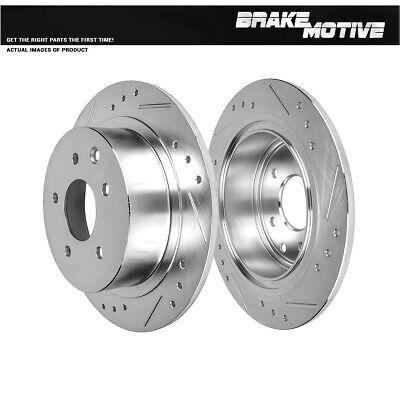 For Nissan Altima Juke Maxima Sentra Rear 291 mm Quality OE Brake Disc Rotors