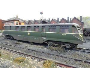 HORNBY DCC SOUND BR FLYING BANANA W22 (DETAILED LINESIDE WEATHERED) BOXED