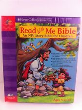 Read With Me Bible Interactive NIV  Story Set CD-ROM Computer Zondervan New NRFB