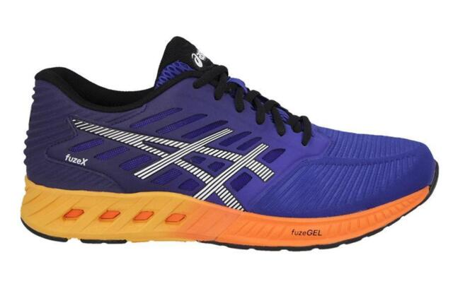 eac8adce Mens ASICS fuzeX Running Trainers T639N 4350