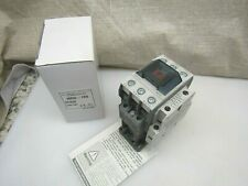 Cerus Magnetic Contactor Mrd 18s Mrcd 18 18a 3 Pase 240 600v 24vdc Coil 1no1nc
