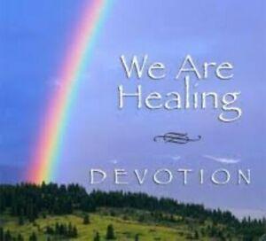 We Are Healing - Music CD -  -   - Devotion - Very Good - Audio CD - 1 Disc  - b