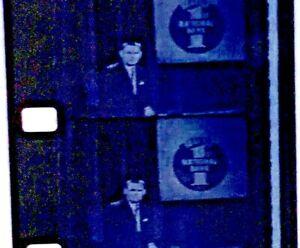 Advertising 16mm Film Reel - Seattle First National Bank #161 & 261 (SB37)