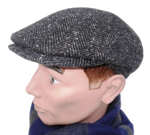 Herren Mütze Gatsby Trend Schiebermütze Flatcap Schlägermütze Herbst Winter 269