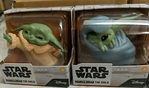 Star Wars Mandalorian The Child Bounty Collection Complete 6 Piece set
