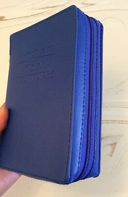 NEW WORLD TRANSLATION BIBLE COVER, ROYAL BLUE, Jehovah's Witness, JW ORG |  eBay