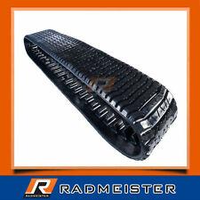 Caterpillar 287 287a Rubber Track 457x100x51 2 Row Lugs