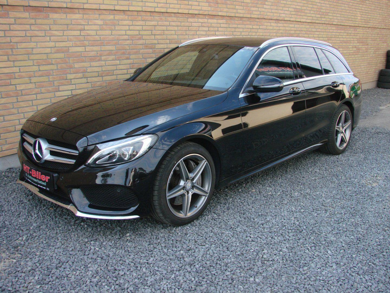 Mercedes C250<span class=ik_subtitle>2,0 AMG Line stc. aut. 5d</span>