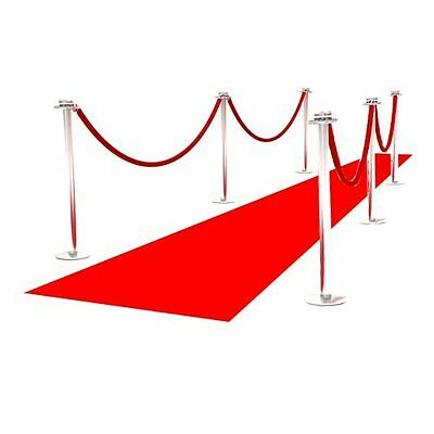 Hollywood Party Red Carpet Floor Runner - Hollywood Awards Night Decorations