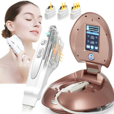 High Intensity Focused Ultrasound Ultrasonic Hifu RF Machine Wrinkle Removal