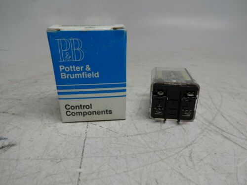 POTTER /& BRUMFIELD KUEP-3D15-12 KUEP3D1512 RELAY 03572 TE CONNECTIVITY