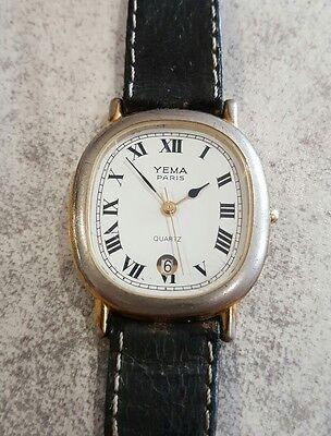 montre Yema