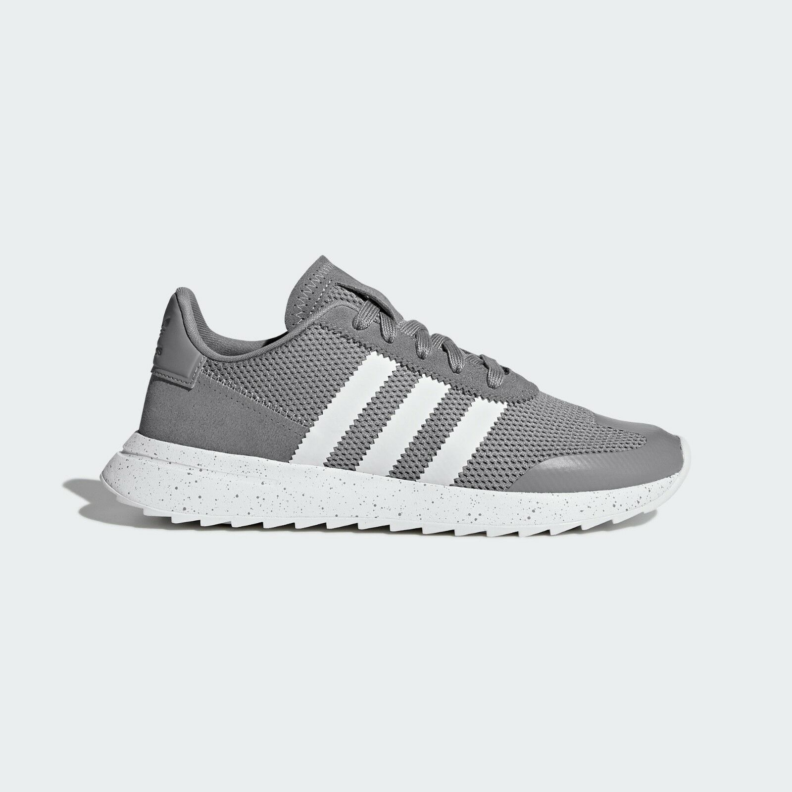 NEW Women's Adidas Flashback Runner Shoes Size: 5.5 Color: Gray