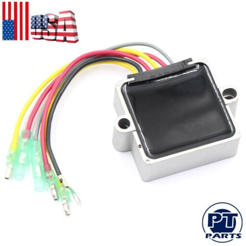 New 6-Wires Rectifier Voltage Regulator for Mariner Outboard 815279-3 883072T