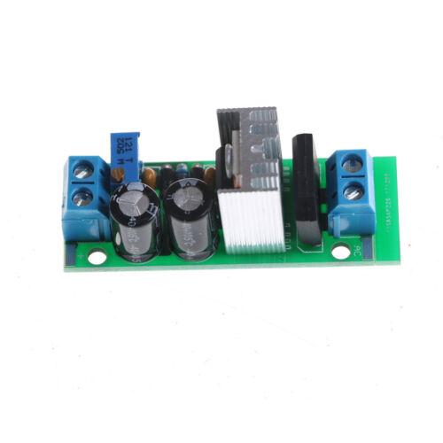 AC//DC LM317 Linear Regulator Step down Rectifi Buck Power Module1.25-37V 1.5A ZB