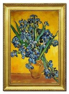 Oil-Painting-Pictures-Hand-Painted-with-Frame-Baroque-Art-96513