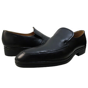 bally mens nexaro slip on business casual venetian loafers