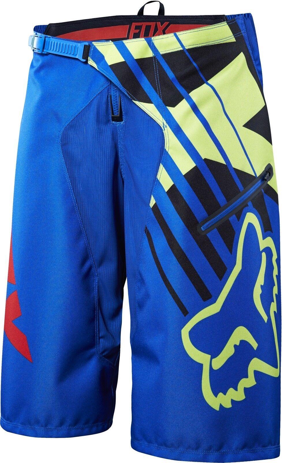 Fox Racing Demo DH Savant Short bluee