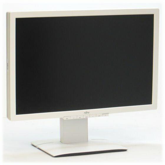 "24"" TFT LCD Fujitsu P24W-6 LED 1920x1200 IPS Monitor B-Ware Bildfehler/Kratzer"