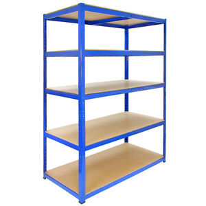 Image Is Loading 1 Bay Garage Storage Shed Shelving Unit 5