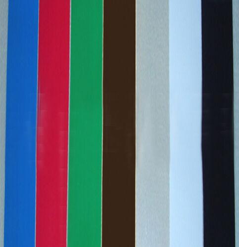 Φ7mm PVC Heat Shrink Tubing White//Red//Green//Blue//Brown//Transparent//Black 12mm