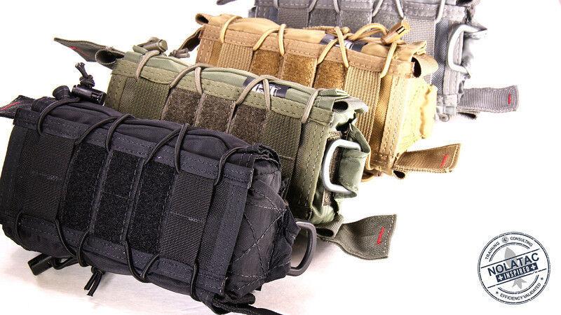 HSGI Nolatac M3T Medical TACO IFAK-12M3T0-Multicam-Coyote-OD-BK-HY-Highlander