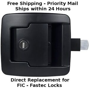 Rv Motorhome Basement Baggage Door Lock Compartment Latch