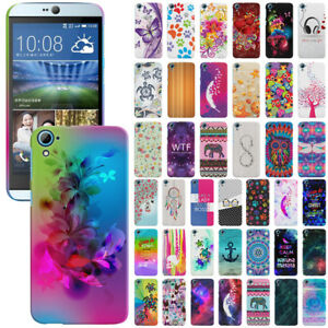 official photos a9dc2 a298d Details about For HTC Desire 826 Phone Various Design Protector Hard Back  Case Cover