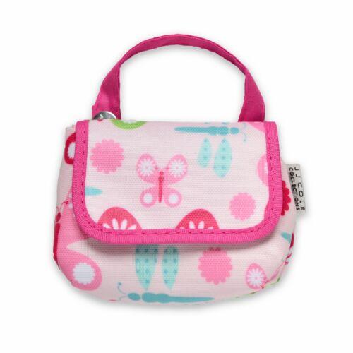 Pink Flutter Pacifier Case//Holder Jj Cole Pacifier Pod