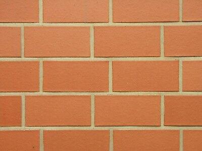 Klinker Warnen Strangpress-verblender 2df-format Bh386 Rot Nuanciert Vormauersteine Klinker Heimwerker