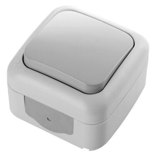 Feuchtraum Steckdosen Steckdose Schalter Taster Serienschalter Wechselschalter