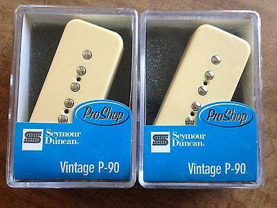 Seymour Duncan SP90-1 Soapbar P-90 Set cream SP90-1n SP90-1b NEW free shipping